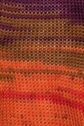 1083_orange_lila_braun_Baumwollgarn_Adina