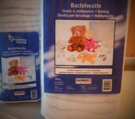 Bastelwatte 1000 g