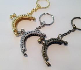 Clip Verschluss  (Schlüsselanhänger)