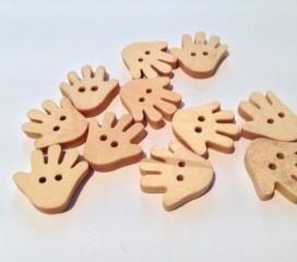 Knopf Hand