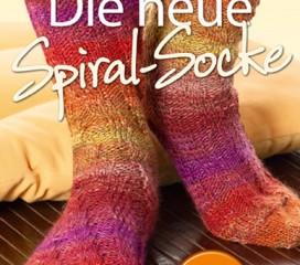 die neue Spiral-Socke