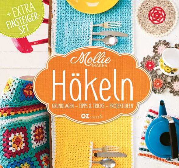 """Mollie makes """"häkeln"""""""