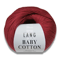 Baby Cotton Lang Yarns