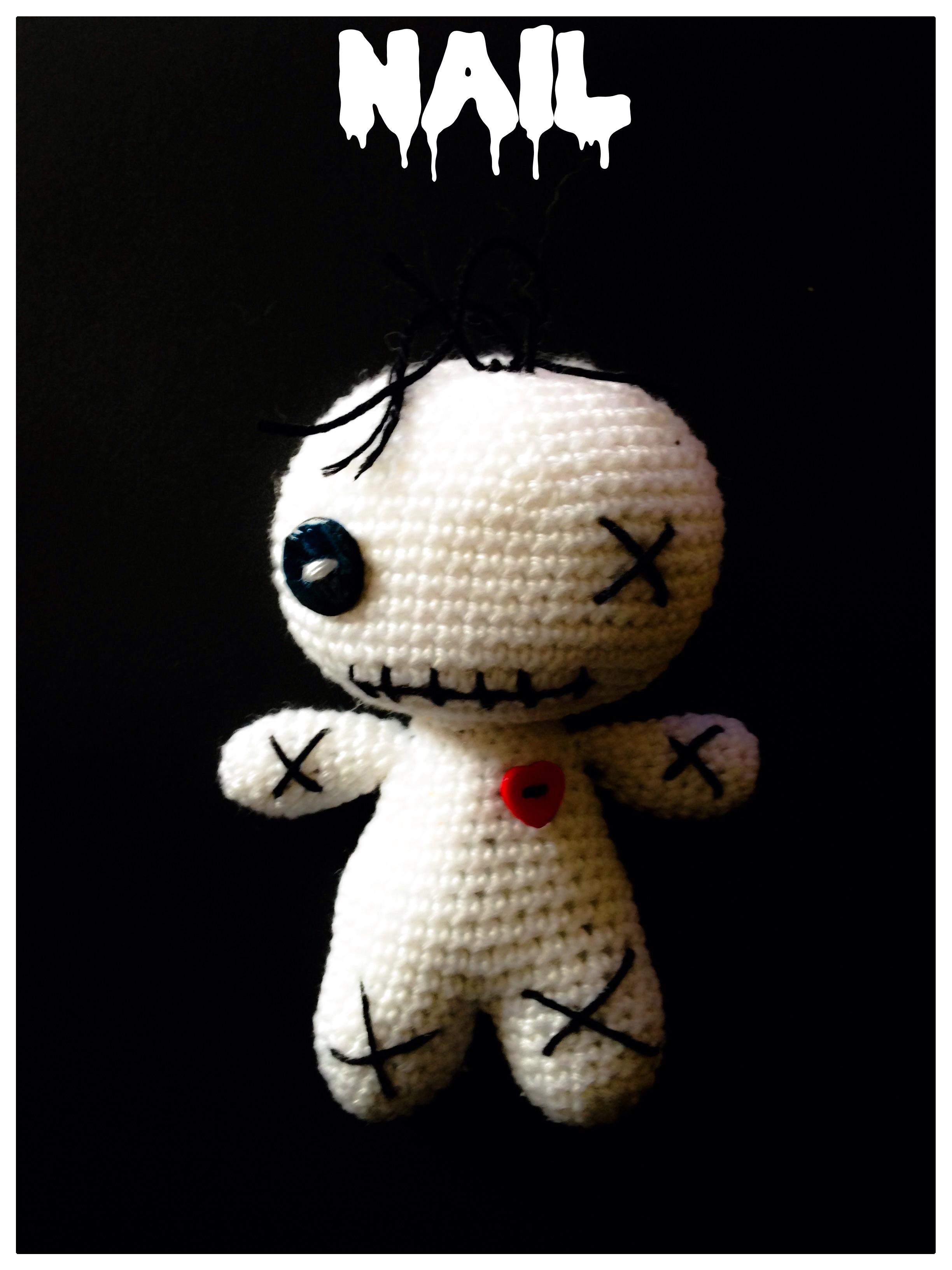 Eine Voodoo Puppe Sollte Jeder Besitzentolle Wolle