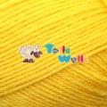 Flotte-Socke-Neongelb-991