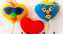 Häkelanleitung Herz (kostenlos)
