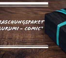 Überraschunspaket Amigurumi - Comic