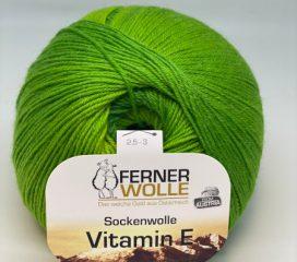 Ferner Wolle Lungauer Sockenwolle mit Vitamin E